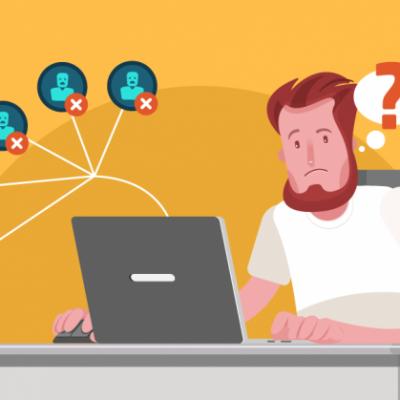 Saiba quais são os 5 erros que um afiliado digital iniciante não pode cometer
